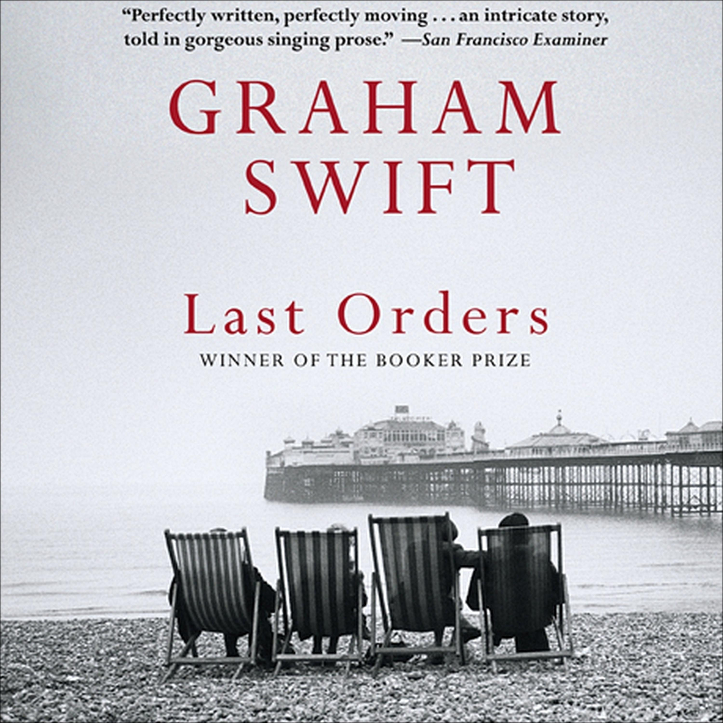 Download Last Orders By Graham Swift