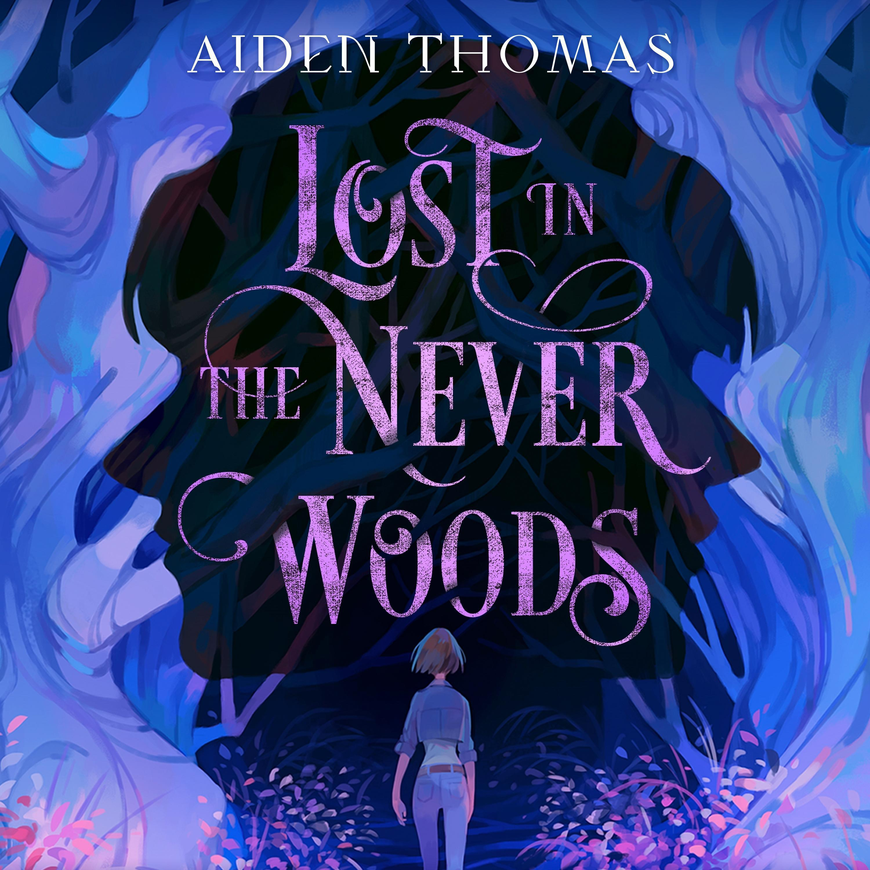 Lost in the Never Woods - Audiobook cover art